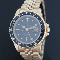 Rolex GMT-Master Yellow Gold ''Nipple Dial'' 16758