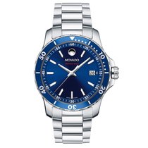 Movado Series 800 Stainless Steel Watch 14.2.27.1359