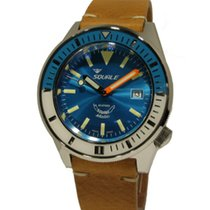 Squale Matic Light Blue  Special Edition