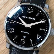 Montblanc Top Condition Automatic Full Set Black Timewalker