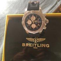 Breitling Super Avenger gebraucht Kautschuk
