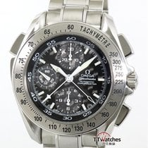 Omega Speedmaster Rattrapante Chronograph 3540.50 Box Papers