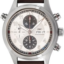 IWC Pilot Double Chronograph Steel 44mm Silver United States of America, Texas, Austin