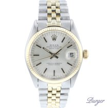 Rolex Datejust (Submodel) pre-owned 31mm Gold/Steel