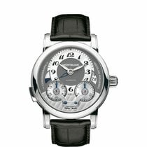 Montblanc Steel 43mm Automatic 102337 pre-owned United Kingdom, London