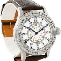 Longines Lindbergh Hour Angle new Automatic Watch with original box and original papers L2.678.4.11.0