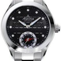 Alpina new Quartz Limited Edition 39mm Steel Sapphire Glass