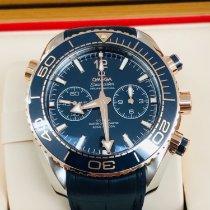Omega Seamaster Planet Ocean Chronograph Arany/Acél 45.5mm Kék Magyarország, Sopron