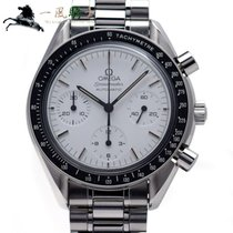 Omega Speedmaster Reduced Steel 39mm White United States of America, California, Los Angeles