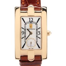 Harry Winston Avenue Yellow gold 21mm Mother of pearl