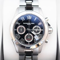Raymond Weil Parsifal Acero 41mm Gris Romanos