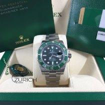 Rolex Submariner Date nuevo 2019 Automático Reloj con estuche y documentos originales 116610LV