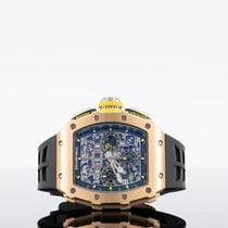 Richard Mille RM011-03 Rose gold 2019 RM 011 49.94mm new