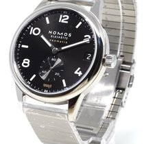 NOMOS Club Neomatik Steel 42mm Black
