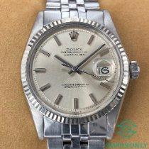 Rolex Datejust Otel 36mm Argint Fara cifre