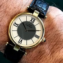 Cartier 21 Must de Cartier pre-owned 36.4mm Leather