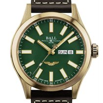 Ball Bronze Automatic Green 40mm new Engineer III