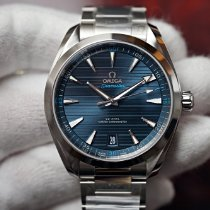 Omega Seamaster Aqua Terra Steel 41mm Blue No numerals United States of America, Florida, Orlando