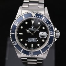 Rolex Submariner Date 16610 Odlično Zeljezo 40mm Automatika