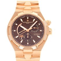 Vacheron Constantin Overseas Dual Time Rose gold 42mm United States of America, Texas, McAllen