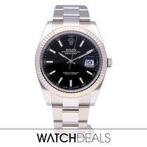 Rolex Datejust II 126334 2018 pre-owned
