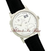 A. Lange & Söhne White gold 38.5mm Manual winding 101.039 new United States of America, New York, New York