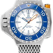 Omega Seamaster PloProf Titanium 50mm White United States of America, New York, Airmont