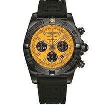 Breitling Men's MB0111C3/I531/262S/M20DSA.4 Chronomat Blackste...