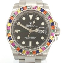 Rolex Steel 40mm Automatic 116710 pre-owned