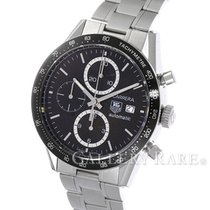 TAG Heuer Carrera Calibre 16 Stainless Steel 41MM