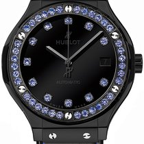 Hublot 565.CX.1210.VR.1201 Classic Fusion 38mm in Black...