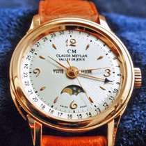 Claude Meylan Rose gold Manual winding CM8970 new