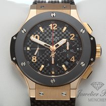 Hublot Big Bang 44 mm Rotgold 750 301.PB.131.RX Chronograph