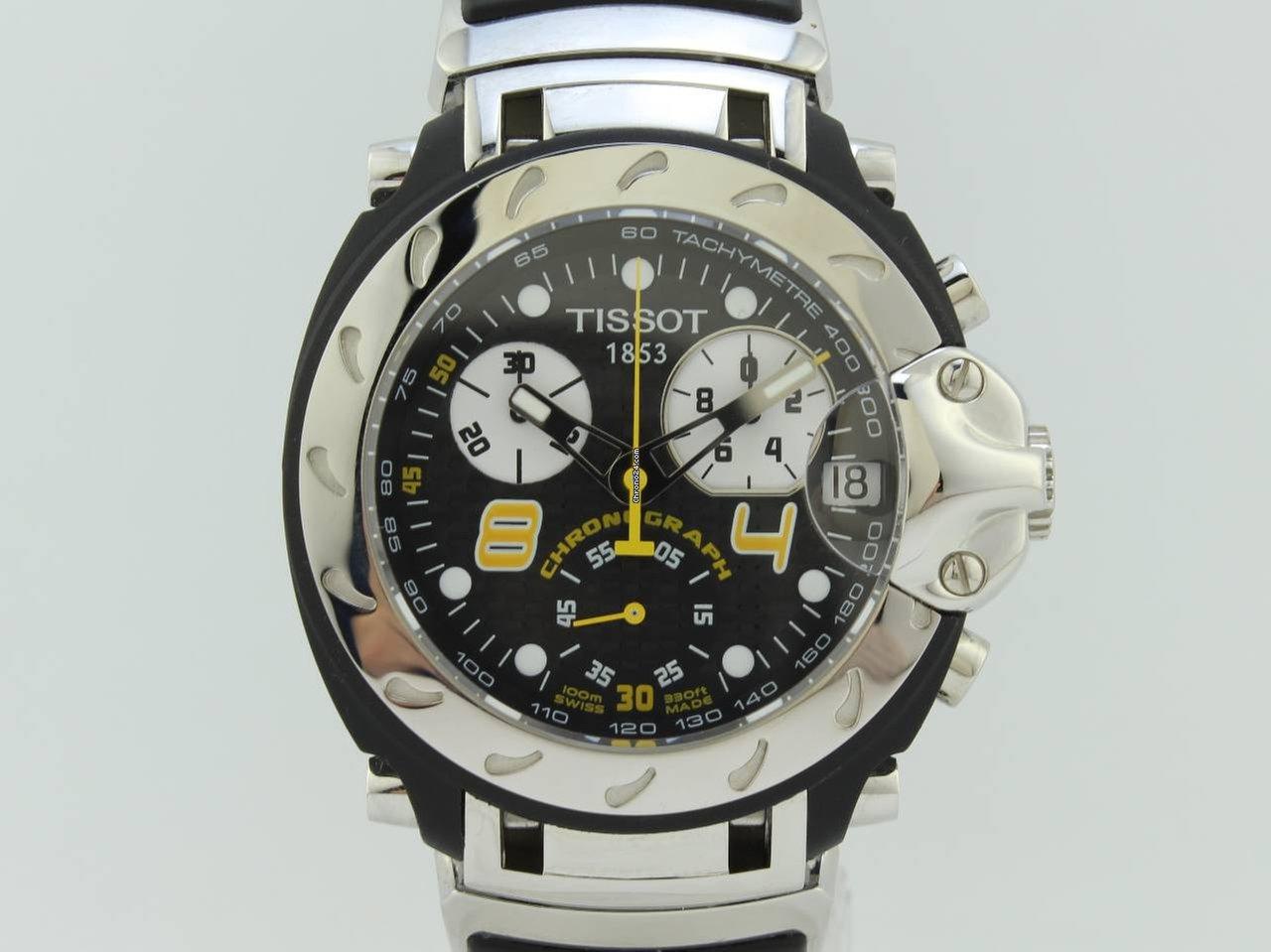 8271b6334e0 Tissot T-Race - Todos os preços de relógios Tissot T-Race na Chrono24
