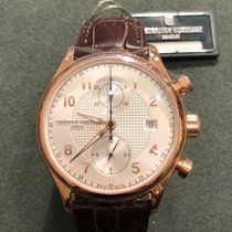 Frederique Constant Runabout Chronograph Steel 42mm