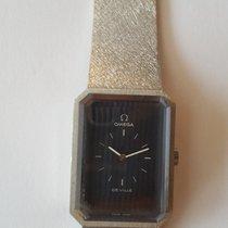 Omega Omega De Ville Weißgold 1974 De Ville 24mm gebraucht