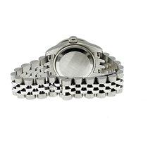 Rolex LADIES 179160 26mm STAINLESS STEEL JUBILEE BAND DIAMOND...