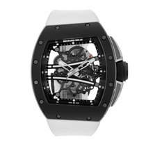 Richard Mille RM61-01 Ceramic 2015 RM 061 50.23mm pre-owned United States of America, New York, New York
