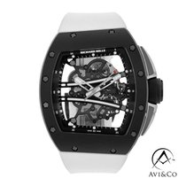 Richard Mille RM 061 RM61-01 Very good Ceramic 50.23mm Manual winding