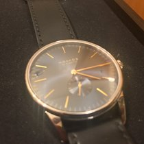 Nomos Orion 38 Midnight Edition for Timeless Luxury