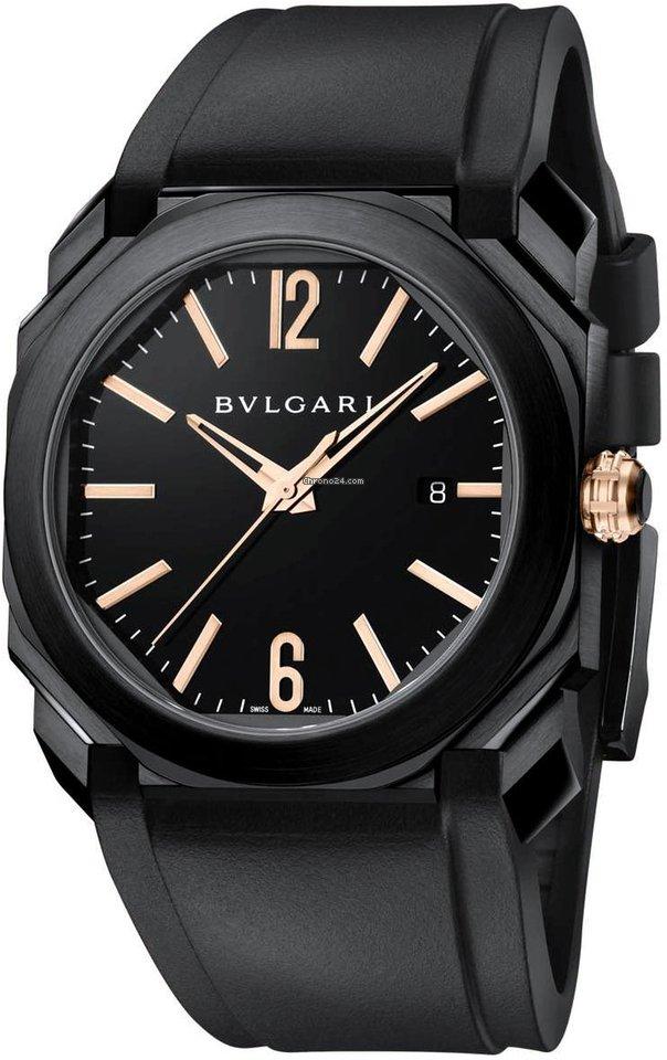 Bulgari Octo 102581 BGO41BBSVD 2021 neu