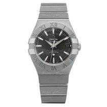 Omega Constellation Ladies Steel 35mm Grey