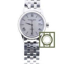 Frederique Constant Classics Mother of Pearl Dial Steel Ladies...