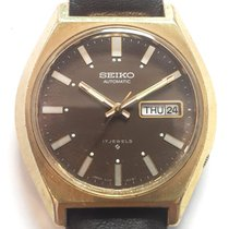 Seiko 38mm Automatic pre-owned