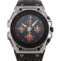 Linde Werdelin SpidoSpeed 44mm Automatic Chronograph