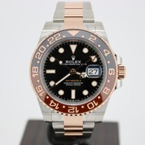 Rolex GMT-Master II новые 2020 Автоподзавод Часы с оригинальными документами и коробкой 126711CHNR
