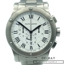 Ralph Lauren Sporting Chronograph PRICE DROP ON SPECIAL