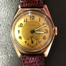 Rolex Vintage Gold 28mm manual