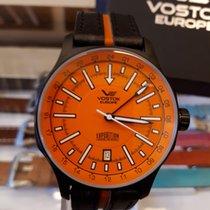 Vostok Steel new