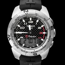 Tissot T-Touch Expert Titan 42mm Sort